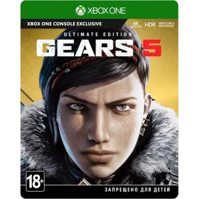Gears 5. Ultimate Edition [Xbox One, русская версия]
