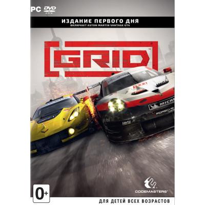 Grid (2019). Издание первого дня [PC, английская версия]