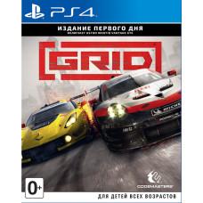 Grid (2019). Издание первого дня [PS4, английская версия]