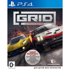 Grid (2019). Ultimate Edition [PS4, английская версия]
