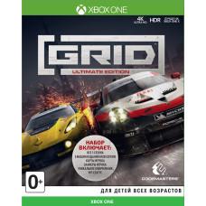 Grid (2019). Ultimate Edition [Xbox One, английская версия]
