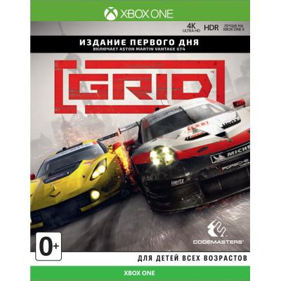 Игра для Xbox One Grid (2019). Издание первого дня