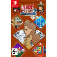 Layton's Mystery Journey: Katrielle and the Millionaires' Conspiracy. Deluxe Edition [NS, английская версия]