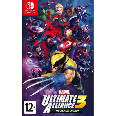Marvel Ultimate Alliance 3: The Black Order [NS, английская версия]