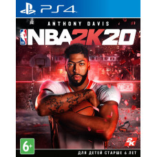 NBA 2K20 [PS4, английская версия]
