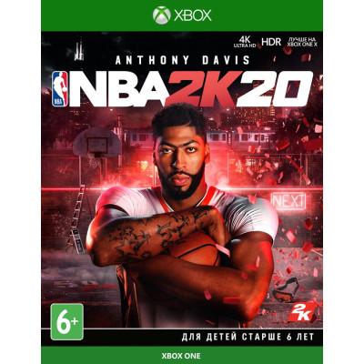 NBA 2K20 [Xbox One, английская версия]