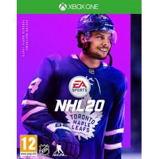 NHL 20 [Xbox One, русские субтитры]