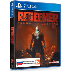 Redeemer: Enhanced Edition [PS4, русская версия]