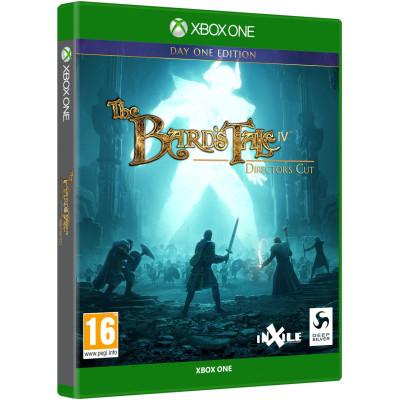 Игра для Xbox One The Bard's Tale IV: Director's Cut