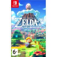 The Legend of Zelda: Link's Awakening [NS, русская версия]