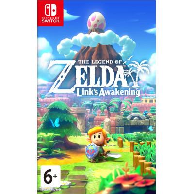 Игра для Nintendo Switch The Legend of Zelda: Link's Awakening (русская версия)