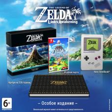 The Legend of Zelda: Link's Awakening. Ограниченное издание [NS, русская версия]