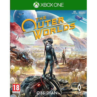 Игра для Xbox One The Outer Worlds (русские субтитры)