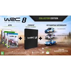 WRC 8. Collector Edition [Xbox One, русские субтитры]