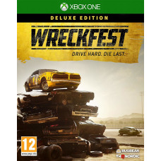 Wreckfest. Deluxe Edition [Xbox One, русские субтитры]