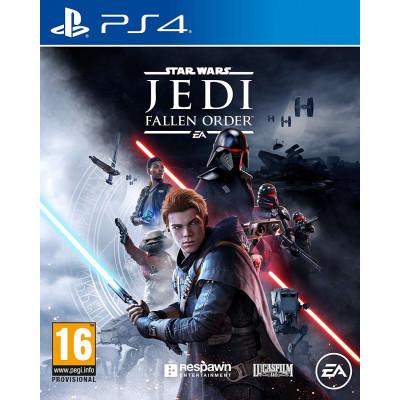 Игра для PlayStation 4 Звездные Войны Джедаи: Павший Орден (русская версия)
