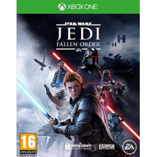 Звездные Войны Джедаи: Павший Орден [Xbox One, русская версия]
