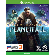 Age of Wonders: Planetfall. Day One Edition [Xbox One, русские субтитры]