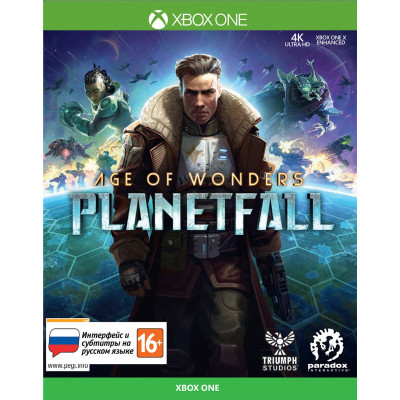 Игра для Xbox One Age of Wonders: Planetfall. Day One Edition (русские субтитры)