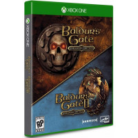 Baldur's Gate. Enhanced Edition (DLC Siege of Dragonspear - английская версия) [Xbox One, русская версия]
