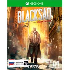 Blacksad: Under The Skin. Limited Edition [Xbox One, русская версия]