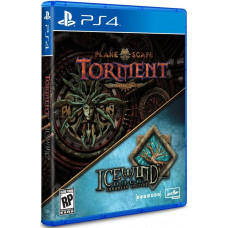 Icewind Dale & Planescape Torment (английская версия). Enhanced Edition [PS4, русская/английская версия]