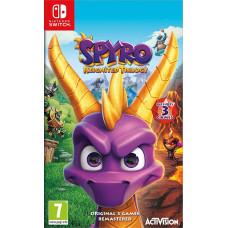 Spyro Reignited Trilogy [NS, английская версия]