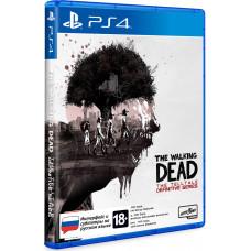 The Walking Dead: The Telltale Definitive Series [PS4, русские субтитры]