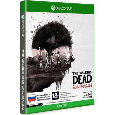 Игра для Xbox One The Walking Dead: The Telltale Definitive Series