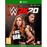 WWE 2K20 [Xbox One, английская версия]