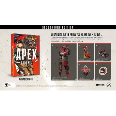 Игра для PlayStation 4 Apex Legends. Bloodhound Edition (русская версия)