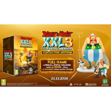 Asterix and Obelix XXL 3 - The Crystal Menhir. Collector Edition [NS, русская версия]
