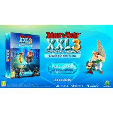 Asterix and Obelix XXL 3 - The Crystal Menhir. Limited Edition [NS, русская версия]