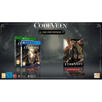 Игра для PlayStation 4 Code Vein. Day One Edition (русские субтитры)