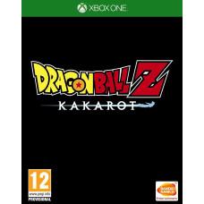 Dragon Ball Z: Kakarot [Xbox One, русские субтитры]