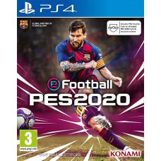 eFootball PES 2020 [PS4, русские субтитры]