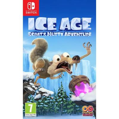 Игра для Nintendo Switch Ледниковый период: Сумасшедшее приключение Скрэта