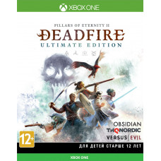 Pillars of Eternity II: Deadfire. Ultimate Edition [Xbox One, русские субтитры]