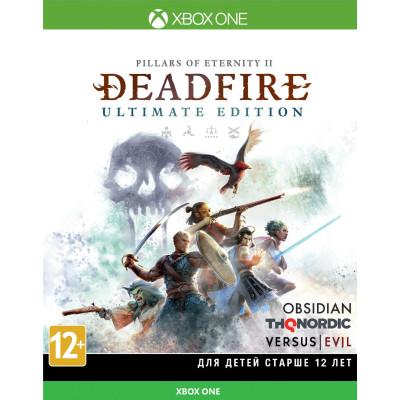 Игра для Xbox One Pillars of Eternity II: Deadfire. Ultimate Edition (русские субтитры)