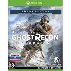 Tom Clancy's Ghost Recon: Breakpoint. Auroa Edition [Xbox One, русская версия]