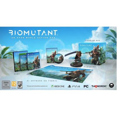 Игра для PlayStation 4 Biomutant. Collector's Edition (русская версия)