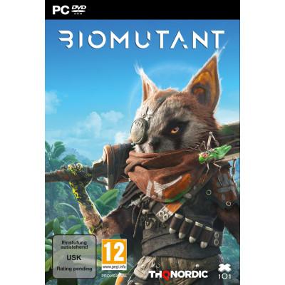 Игра для PC Biomutant (русская версия)