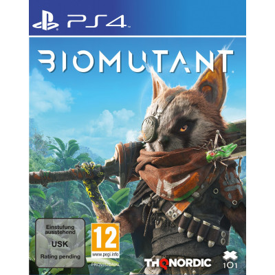 Игра для PlayStation 4 Biomutant (русская версия)