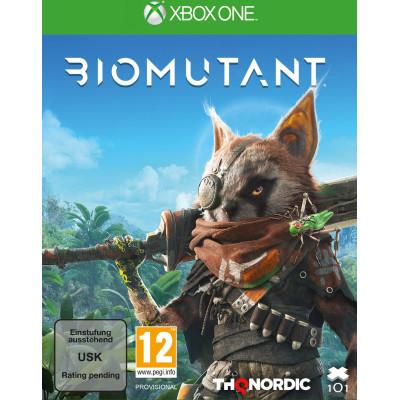 Игра для Xbox One Biomutant (русская версия)