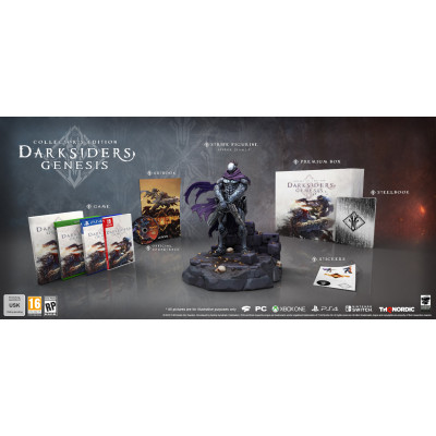 Darksiders Genesis. Collector's Edition [NS, русская версия]