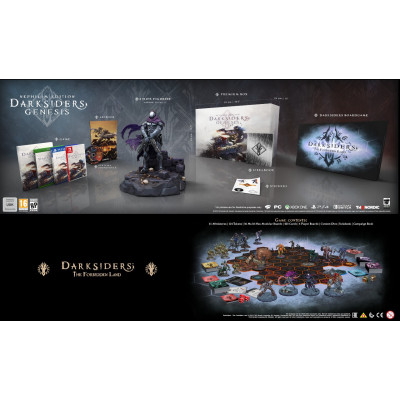 Игра для Nintendo Switch Darksiders Genesis. Nephilim Edition