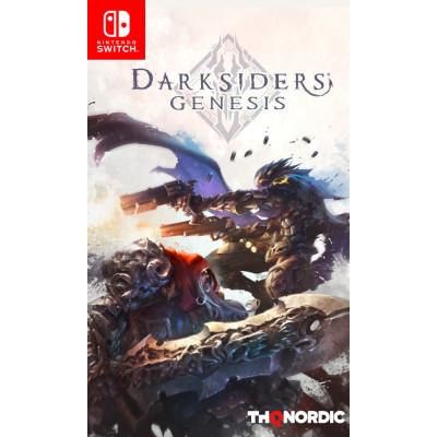 Игра для Nintendo Switch Darksiders Genesis (русская версия)