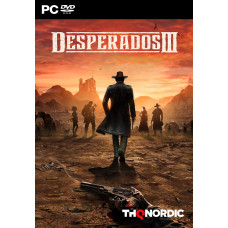 Desperados III [PC, русские субтитры]