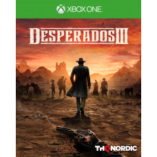 Desperados III [Xbox One, русская версия]