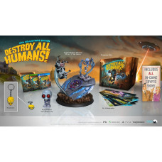 Destroy All Humans!. Collector's Edition [Xbox One, русские субтитры]
